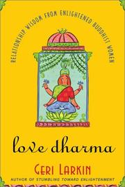 Cover of: Love Dharma