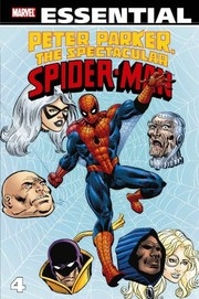 Cover of: Essential Peter Parker, the Spectacular Spider-man 4