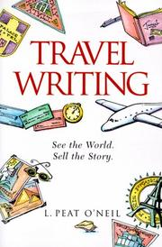 Cover of: Travel Writing | L. Peat O