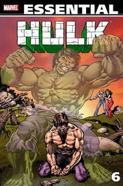 Cover of: Essential Incredible Hulk, Vol. 6 (Marvel Essentials)