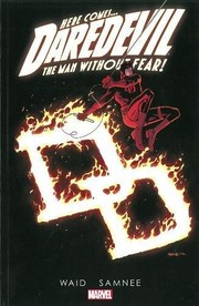 Cover of: Daredevil by Mark Waid Volume 5