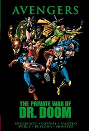 Cover of: Avengers: The Private War of Dr. Doom
