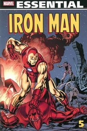 Cover of: Essential Iron Man - Volume 5
