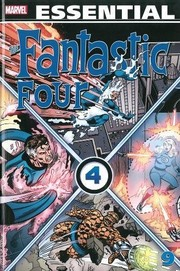 Cover of: Essential Fantastic Four - Volume 9