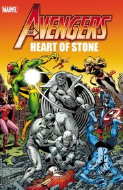 Cover of: Avengers: Heart of Stone