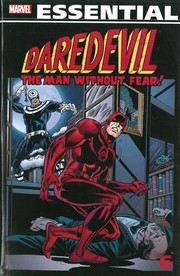 Cover of: Essential Daredevil Volume 6 (Marvel Essential Daredevil)