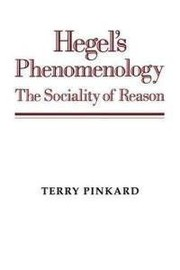 Cover of: Hegel's Phenomenology