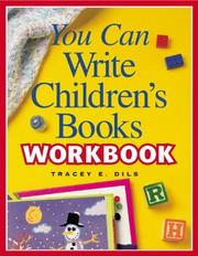 Cover of: You can write children's books workbook
