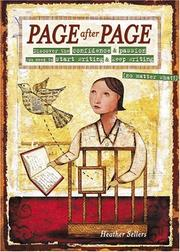 Cover of: Page after page | Heather Sellers