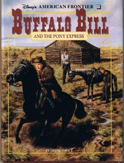 Cover of: Buffalo Bill and the Pony Express | Debbie Dadey