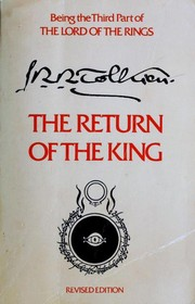 Cover of: The Return of the King | J.R.R. Tolkien