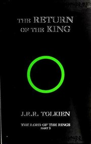 Cover of: The Return of the King | J. R. R. Tolkien