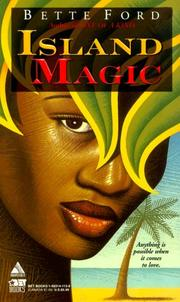 Cover of: Island magic | Bette Ford