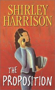 The proposition by Shirley Harrison