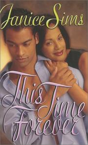 Cover of: This time forever | Janice Sims