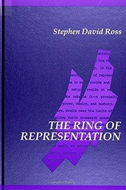 Cover of: The ring of representation | Stephen David Ross