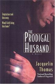 Cover of: The prodigal husband