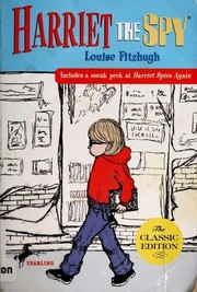 Cover of: Harriet the Spy | Louise Fitzhugh
