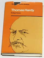Cover of: Thomas Hardy