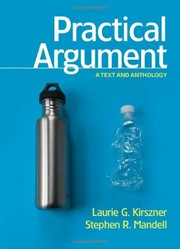 Cover of: Practical Argument: A Text and Anthology