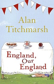 Cover of: England, Our England