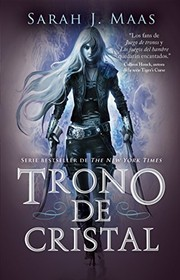 Cover of: Trono de cristal / Throne of Glass (Spanish Edition)