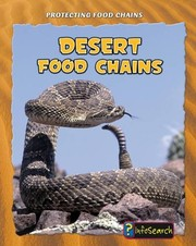 Cover of: Desert Food Chains