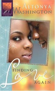 Cover of: Finding love again | AlTonya Washington