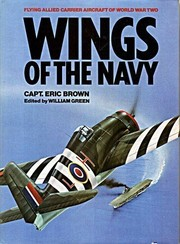 Cover of: Wings of the navy