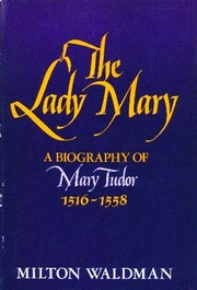 Cover of: The Lady Mary