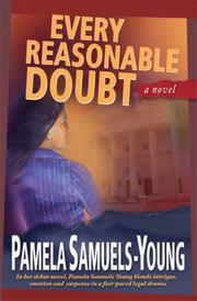 Cover of: Every Reasonable Doubt (Sepia)