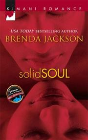 Cover of: Solid Soul | Brenda Jackson