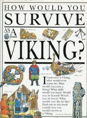 Cover of: How Would You Survive As a Viking?