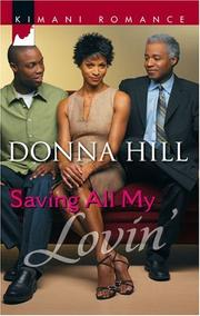 Cover of: Saving All My Lovin'