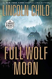 Cover of: Full Wolf Moon: A Novel (Jeremy Logan Series)