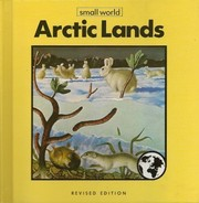 Cover of: Arctic lands | Kate Petty