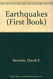 Cover of: Earthquakes | David E. Newton