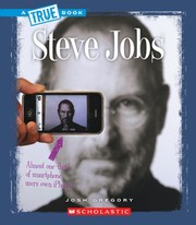 Cover of: Steve Jobs (True Books: Biographies) | Josh Gregory