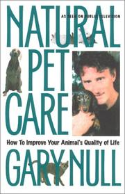 Cover of: Natural Pet Care | Gary Null