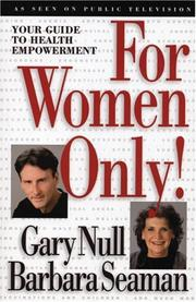 Cover of: For Women Only! |