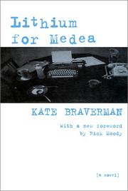 Cover of: Lithium for Medea