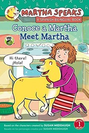 Cover of: Martha Habla: Conoce a Martha/Martha Speaks: Meet Martha Bilingual Reader (Spanish and English Edition)