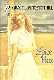 Cover of: Spice box
