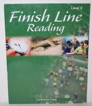 Cover of: Finish Line Reading Level E | Mark Falstein