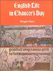 Cover of: English Life in Chaucer's Day