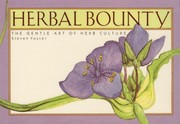Cover of: Herbal bounty!
