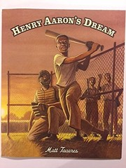 Cover of: Henry Aarons Dream