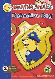 Cover of: Martha Speaks: Detective Dog (Chapter Book)