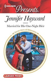 Married for His One-Night Heir (Secret Heirs of Billionaires)