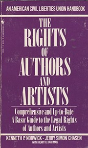 Cover of: The rights of authors and artists | Kenneth P. Norwick